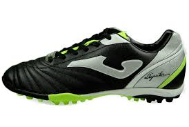 81577254704 Joma Aguila 601 Negro Astro Turf Football Trainers Black.