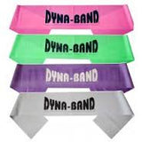 Resistance Band by Dyna Band - Fitness