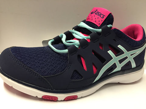 CLEARANCE- Asics ladies trainers gel fit Tempo