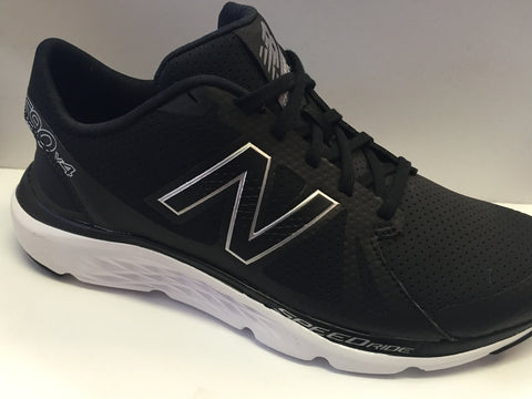 New Balance M690HA4 - Black - Mens running shoes