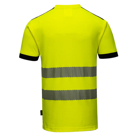 Portwest Workwear PW3 Hi-Vis T-Shirt S/XXL