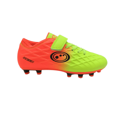 Optimum Ignisio junior moulded football boots yellow/orange