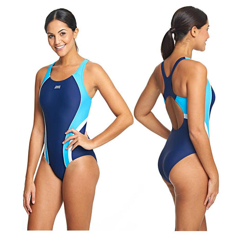 Zoggs Hydrolife Katherine Action back Ladies Swimsuit