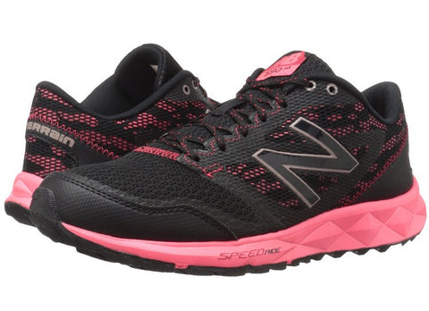 New Balance 590 trail runner ladies black pink