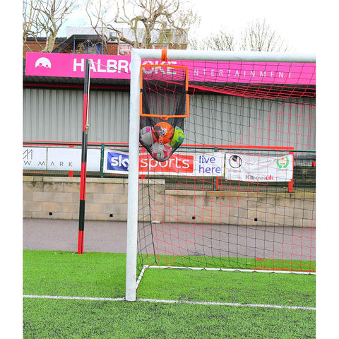COMING SOON - Precision Top Bins Corner Goalpost Target