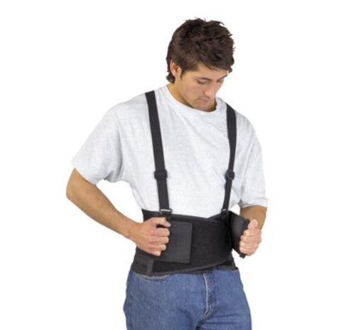 Portwest Workwear PW80 Back Support Belt