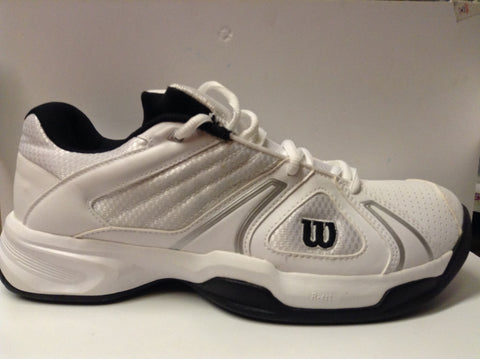 Wilson Open AC - White/black - Men's tennis