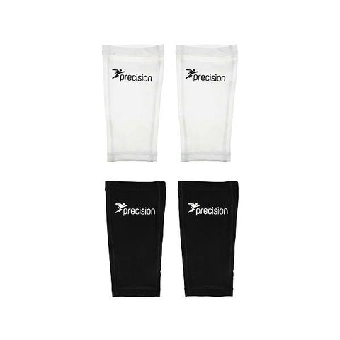 Precision Pro Matrix Shinguard Sleeves Black