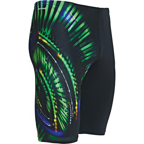Zoggs Inspire Jammer - Men's swimming short - black/green