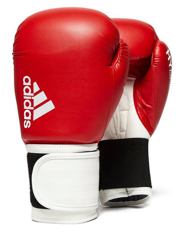 Adidas boxing gloves hybrid 100 red 12oz