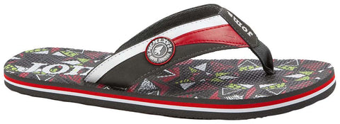 Joma S.Miami 601 Black/Red Men's Flip Flops
