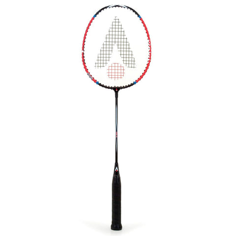 Karakal CB4 Badminton Racket - black/red/blue