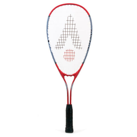 Karakal CSX Junior Squash Racket - red/silver