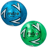 Mitre Flare mini football green or blue
