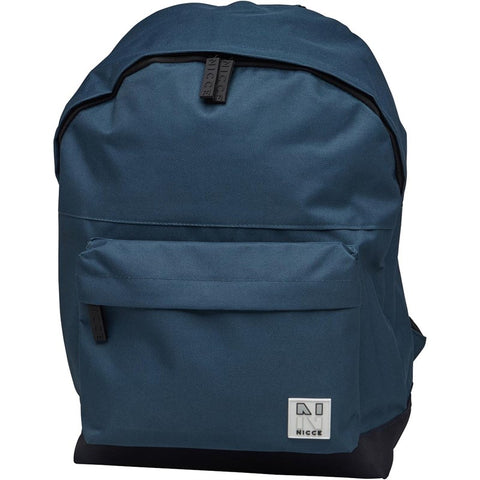 Nicce Mens Taro Backpack Mallorcan Blue