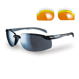Sunwise Pacific Black or white Interchangeable lens Sunglasses