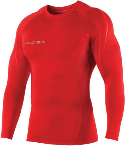 Kooga Rugby Power shirt Pro bionics thin skin top long sleeve