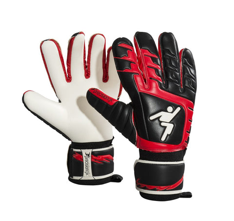 ea37cadc9 Precision Classic Negative Lite Goalkeeper Gloves size 9.5 0r 10 black red