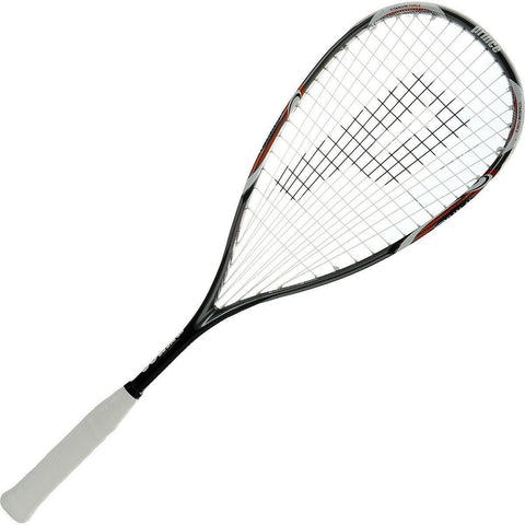 Prince TF Attack Squash Racket - grey/orange/white