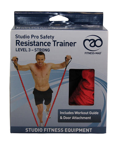 Fitness Mad Studio Pro Safety Resistance Trainer