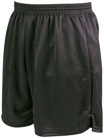 Precision Attack Football Shorts Black