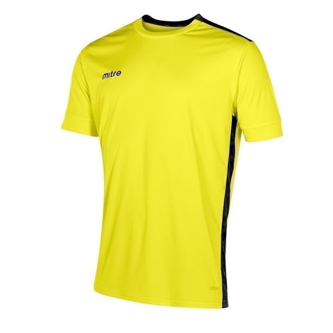 Mitre Charge Short sleeve Football shirt Junior/ Youth sizes-various colours