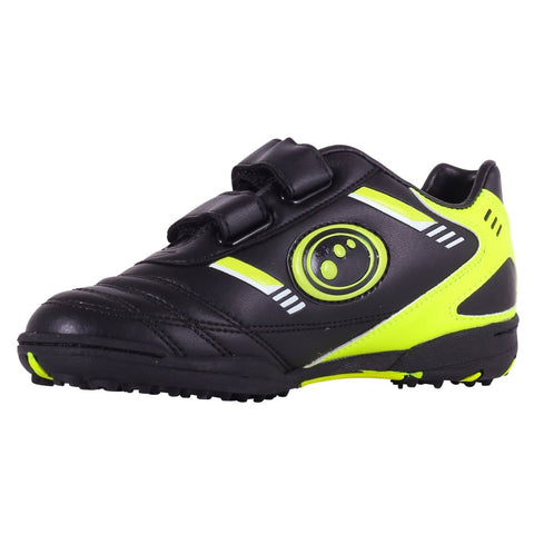 Optimum Tribal Football Astro turf Trainer - (black/yellow) - junior j8-6
