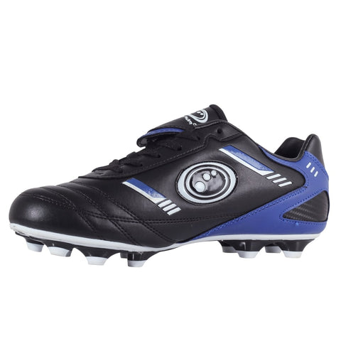 Mens Rugby Boots Moulded studs, Tribal design by Optimum