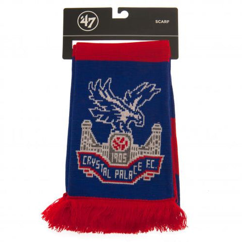 Crystal Palace FC Supporters Scarf