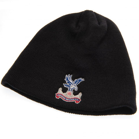 Crystal Palace FC knitted navy hat