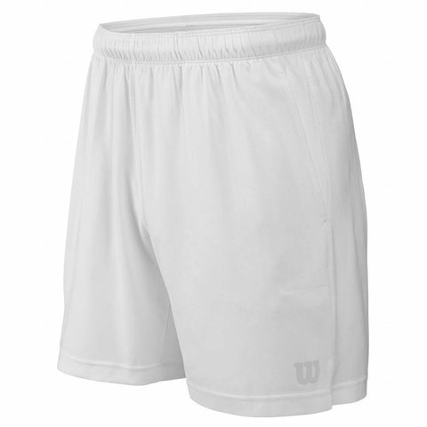 Wilson men's Rush 9 woven tennis shorts