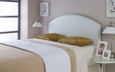 cleopatra upholstered headboard 4ft small double the headboard store