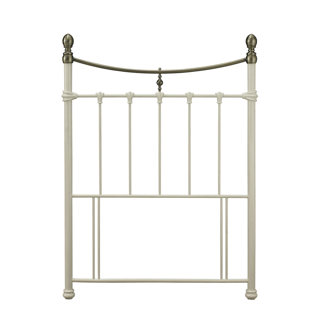 Edwardian II Metal Headboard