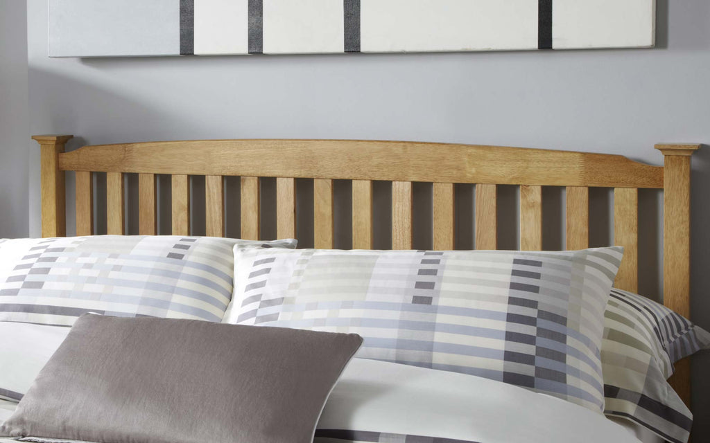 Eleanor Wooden Headboard