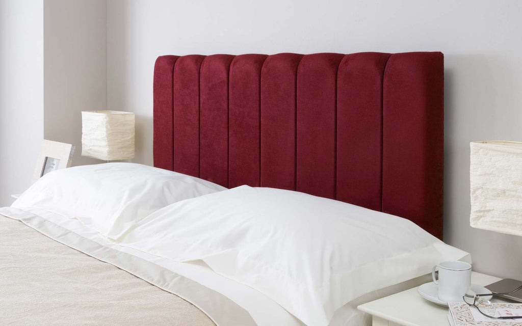 Florence Upholstered Headboard - 3ft Single - The Headboard Store