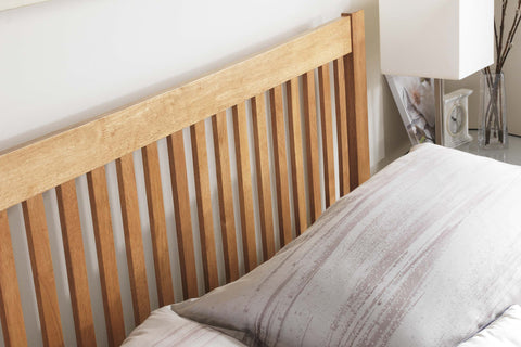 Mya Wooden Headboard