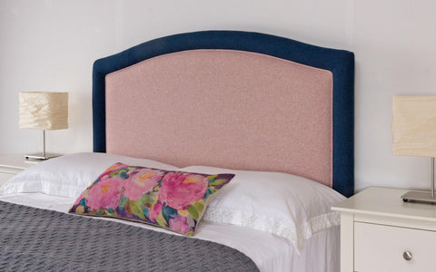 Paris Mix and Match Upholstered Headboard
