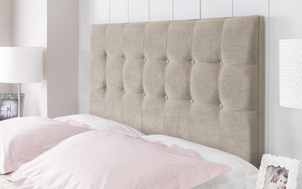 Ravello Upholstered Floor Standing Headboard