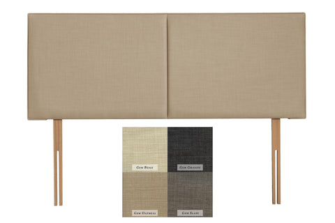 Cairo Upholstered Headboard (Express Delivery Range)