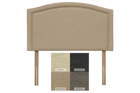 Paris Upholstered Headboard (Express Delivery Range)