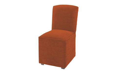 Fully Covered Upholstered Chair