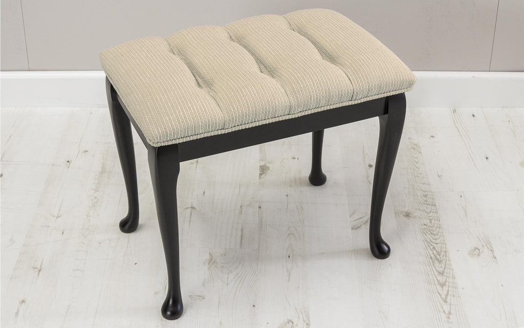 Loire Upholstered Stool
