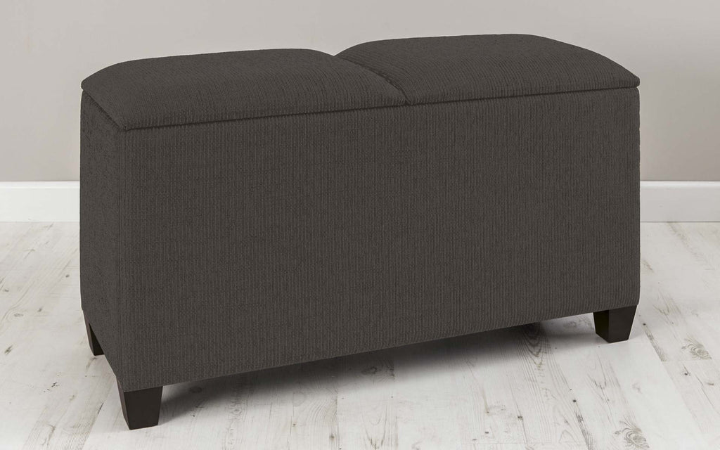 Normandy Upholstered Storage Ottoman