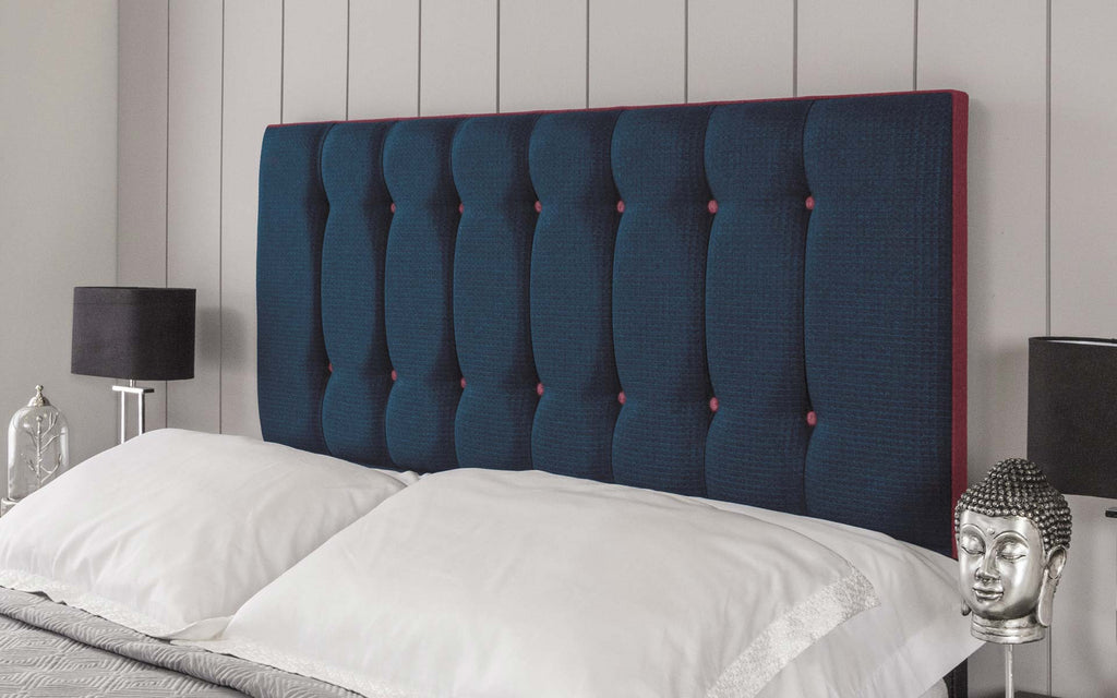 Tamar Grand Mix and Match Upholstered Floor Standing Headboard
