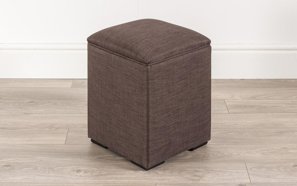 Upholstered Storage Design Cube