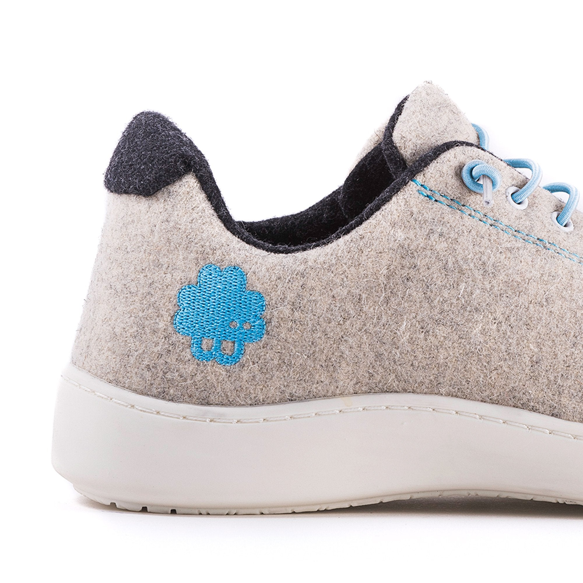 Urban Wooler Natural / Light Blue