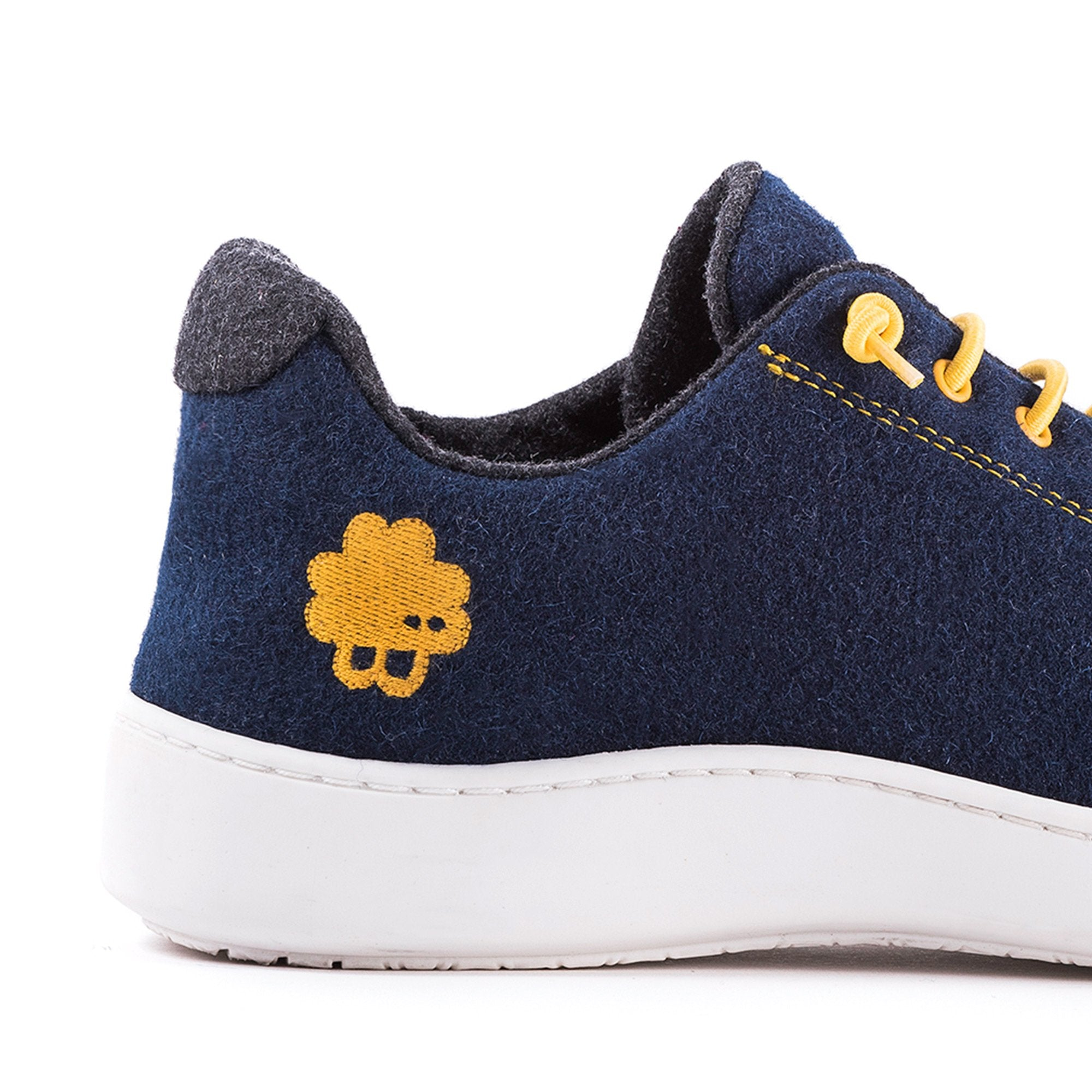Urban Wooler Navy / Yellow