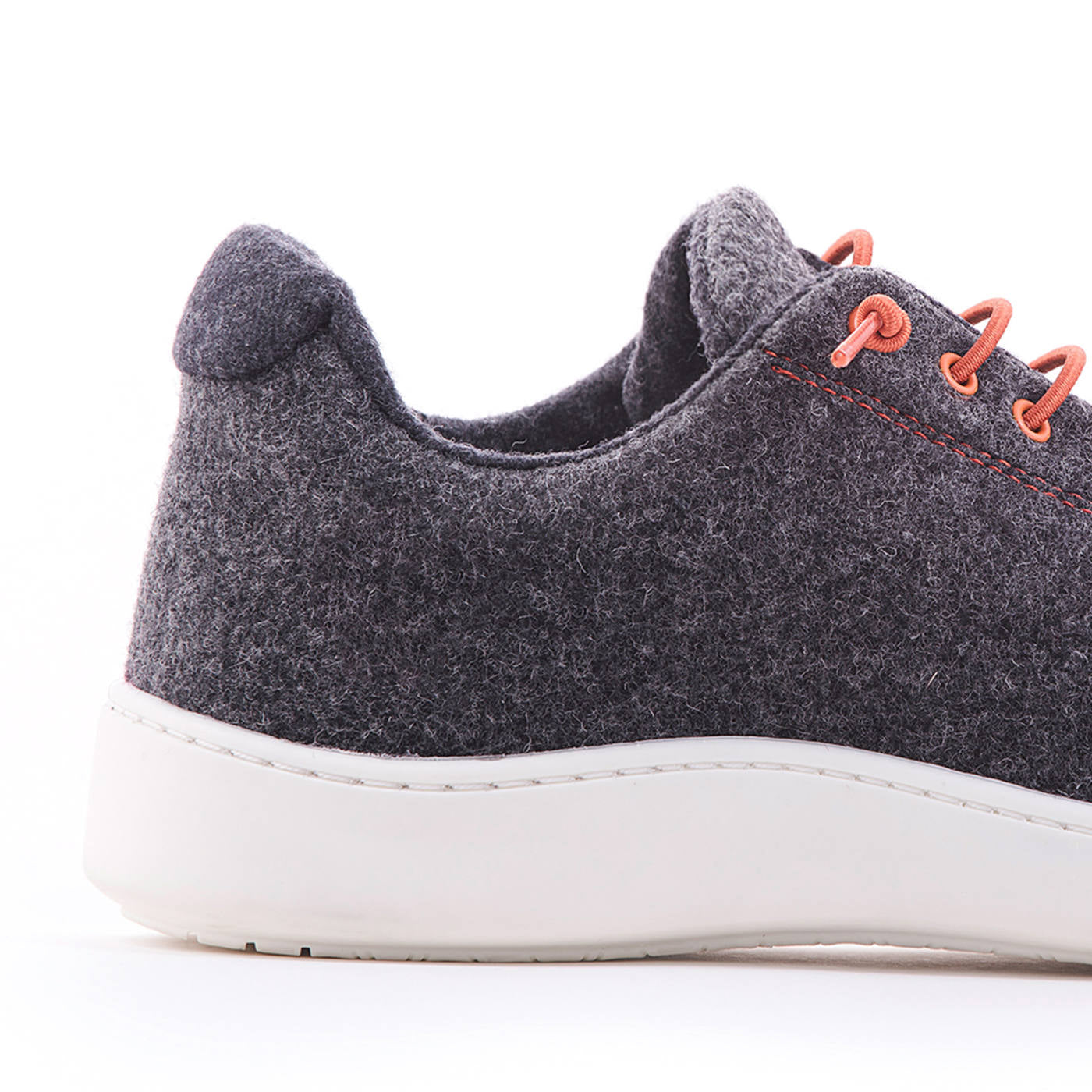 Urban Wooler Grey /  Orange