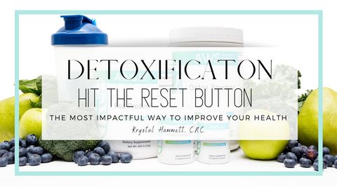 Detox: The Most Impactful Way to Improve your Health!