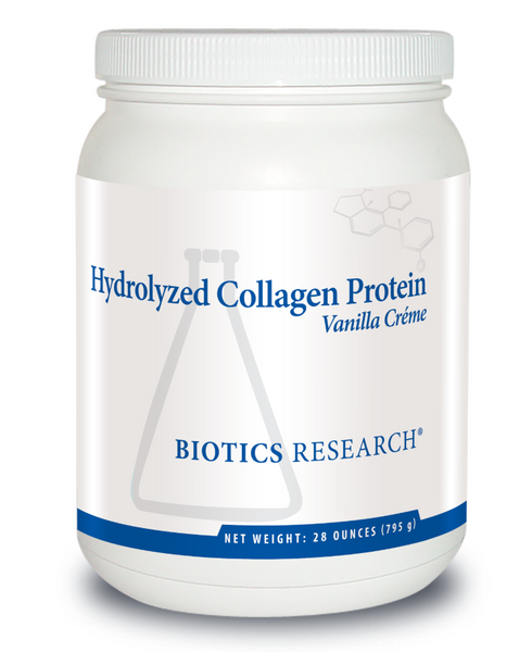Hydrolyzed Collagen Protein - Vanilla Creme